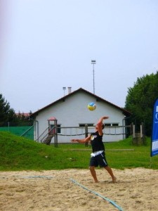 Beachvolleyball 3er-Turnier 2009