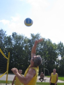 Beachvolleyball-Turnier 2010