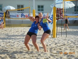 Beachvolleyball-Turnier in Hollabrunn 2012