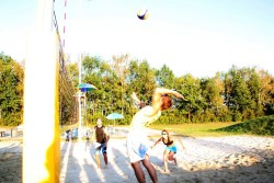 Beachvolleyball-Turnier 2012